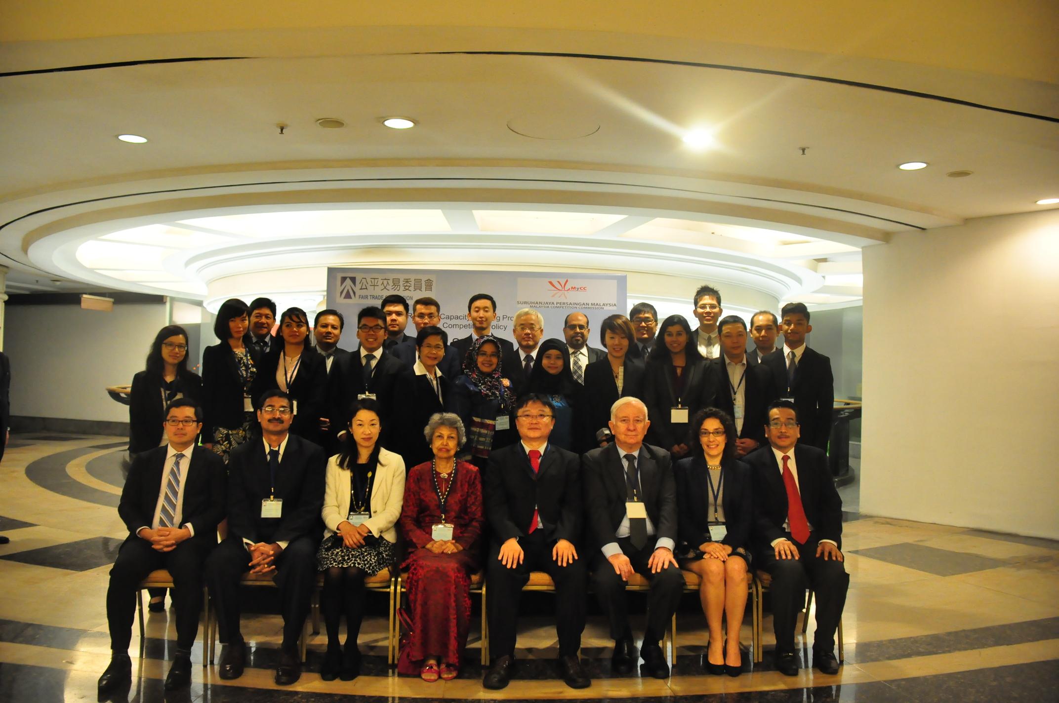本會於馬來西亞吉隆坡舉辦區域研討會之大合照