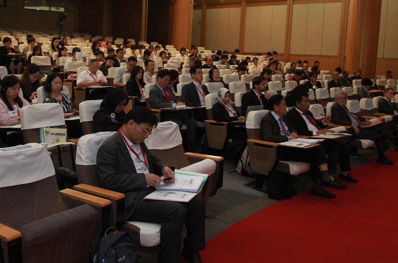 2019台灣競爭政策及競爭法國際研討會會場