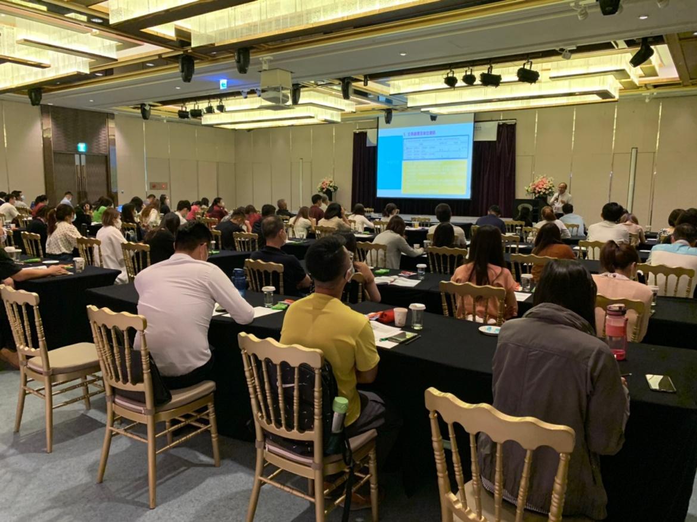 2_1090814於臺中市辦理「公平交易委員會對於不動產廣告規範及案例宣導說明會」現場照片