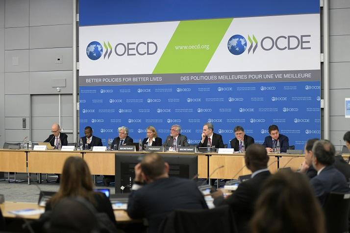 108年OECD競爭委員會12月例會實況